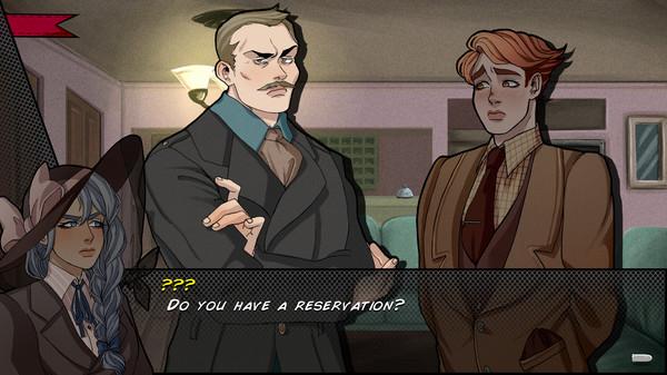 Screenshot of Misadventures of Laura Silver