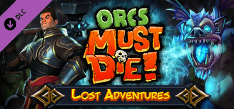 Купить Orcs Must Die! - Lost Adventures (DLC)