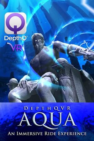 DepthQVR_AQUA poster image on Steam Backlog