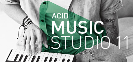 Купить ACID Music Studio 11 Steam Edition