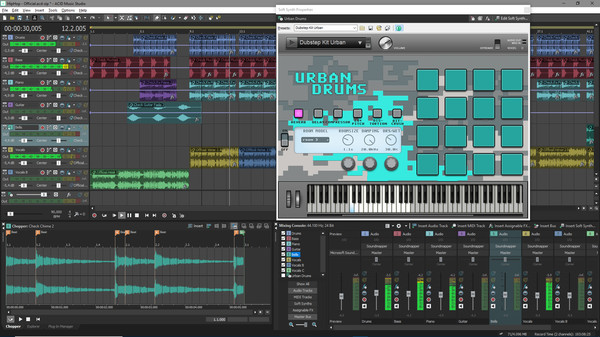 ACID Music Studio 11 Steam Edition
