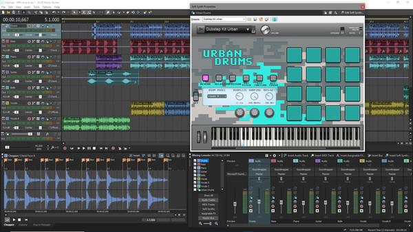 ACID Music Studio 11 Steam Edition