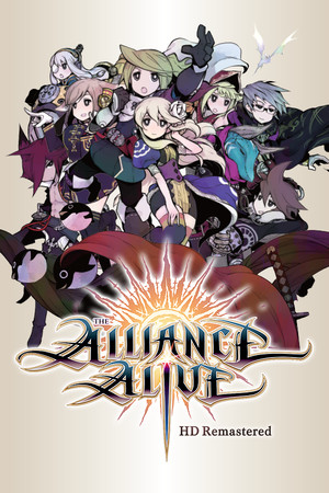 The Alliance Alive HD Remastered poster image on Steam Backlog