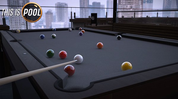 This is Pool