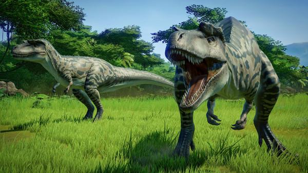 Jurassic World Evolution: Claire's Sanctuary (DLC)