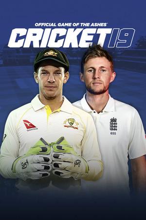 Cricket 19 poster image on Steam Backlog