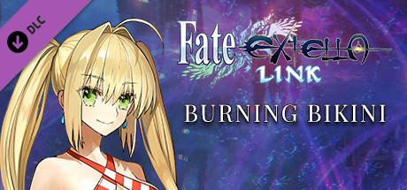 Steam DLC Page: Fate/EXTELLA LINK