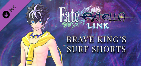 Fate/EXTELLA LINK - Brave King's Surf Shorts