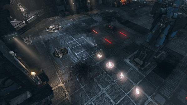 Warhammer 40,000: Inquisitor - Martyr - Seal of Inquisition Footprints (DLC)