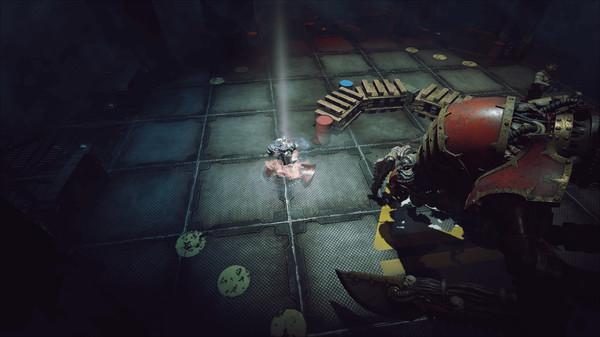 Warhammer 40,000: Inquisitor - Martyr - Reverence Emote (DLC)