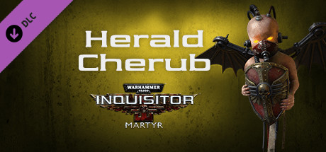 Warhammer 40,000: Inquisitor - Martyr - Herald Cherub Pet