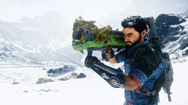 скриншот Just Cause 4: The Dragon 0