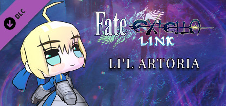 Fate/EXTELLA LINK - Li'l Artoria