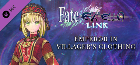 Купить Fate/EXTELLA LINK - Emperor in Villager's Clothing (DLC)