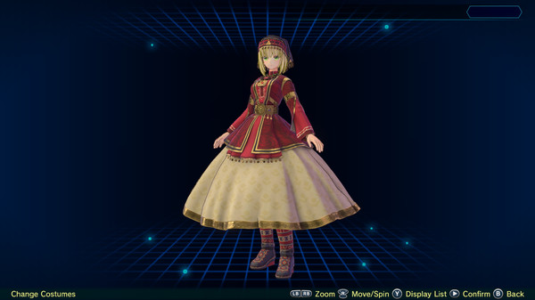 Fate/EXTELLA LINK - Emperor in Villager's Clothing (DLC)