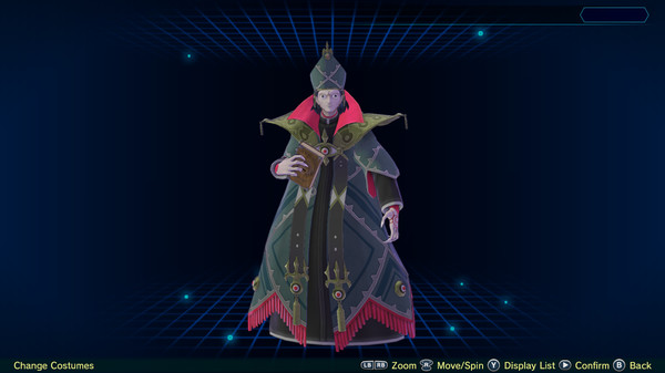 Fate/EXTELLA LINK - Heretic Acolyte Garb (DLC)