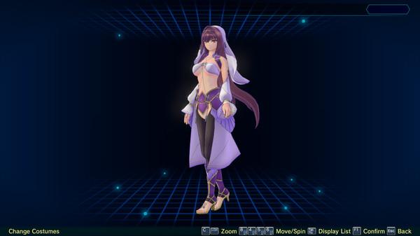 Fate/EXTELLA LINK - Rune Priestess Garb (DLC)