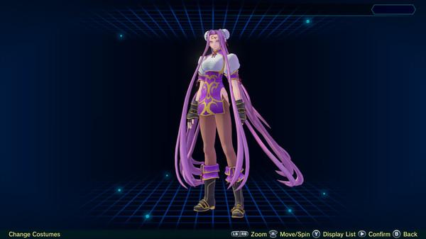 Fate/EXTELLA LINK - Pegasus Warrior Dress (DLC)