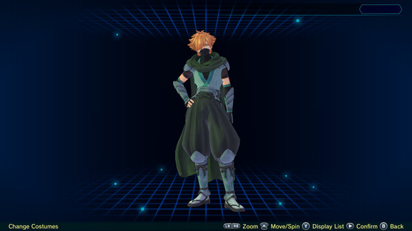 Fate/EXTELLA LINK - Robin, the Forest Ninja (DLC)