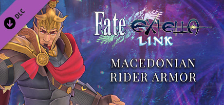 Fate/EXTELLA LINK - Macedonian Rider Armor