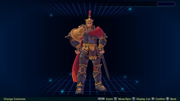 Fate/EXTELLA LINK - Macedonian Rider Armor (DLC)