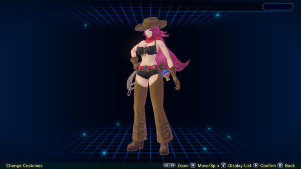 Fate/EXTELLA LINK - Wild Western (DLC)