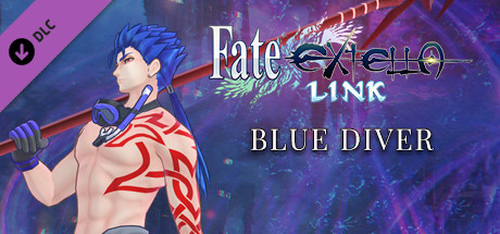 Купить Fate/EXTELLA LINK - Blue Diver (DLC)