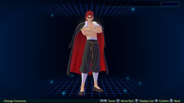 Fate/EXTELLA LINK - Divine Spear's Combat Outfit (DLC)