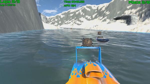 Aqua Rally