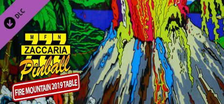 Zaccaria Pinball - Fire Mountain 2019 Table