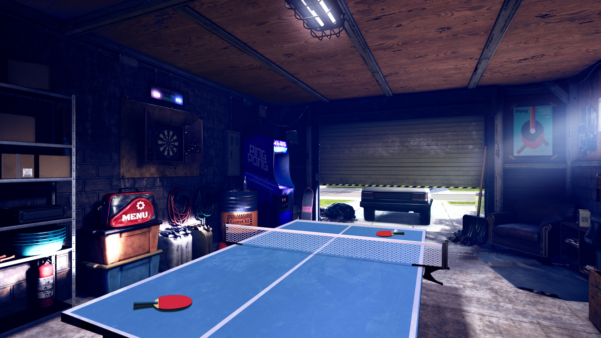 VR Ping Pong Pro on Steam