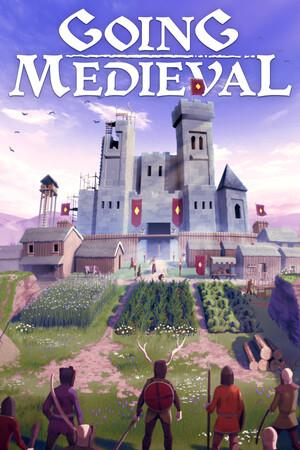 Going Medieval poster image on Steam Backlog