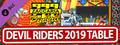 Zaccaria Pinball - Devil Riders 2019 Table