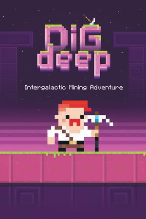 Dig Deep poster image on Steam Backlog