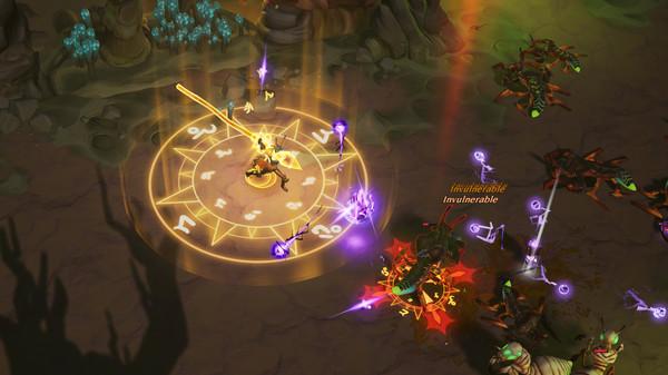 Capture d'écran n°1 du Jeu Torchlight III