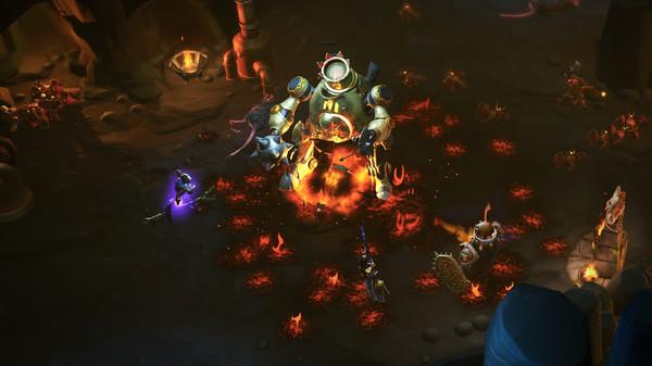 скриншот Torchlight III 4