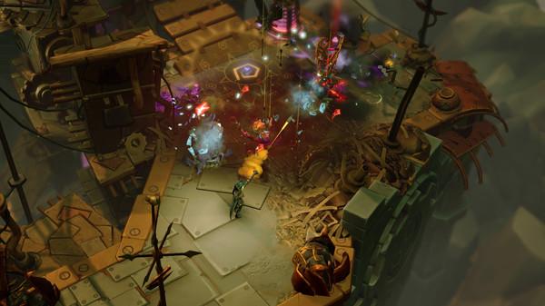 Capture d'écran n°3 du Jeu Torchlight III
