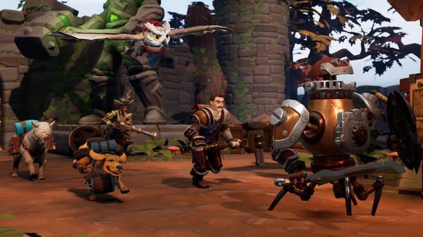 Capture d'écran n°6 du Jeu Torchlight III