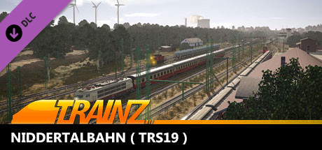 Download Games Trainz 2019 DLC: Niddertalbahn ( TRS19 ) File