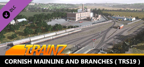 Trainz 2019 DLC: Cornish Mainline and Branches ( TRS19 )