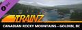Trainz 2019 DLC: Canadian Rocky Mountains - Golden, BC