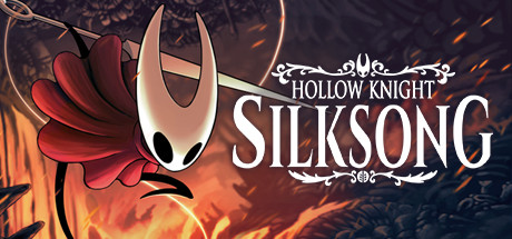 Hollow Knight: Silksong cover art