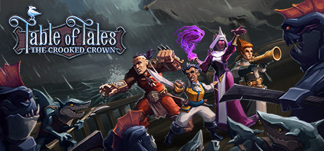 View Table of Tales: The Crooked Crown on IsThereAnyDeal