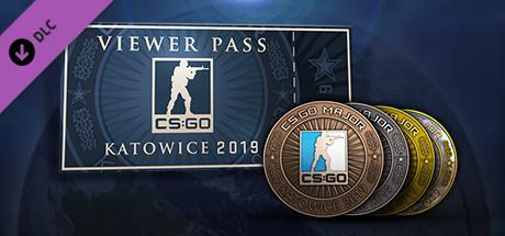 IEM 2019 Katowice CS:GO Major Championship Viewer Pass