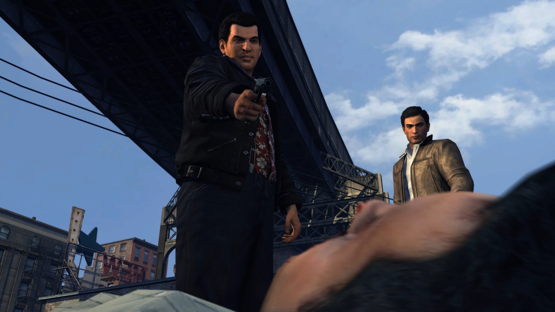 Mafia II Definitive Edition [2020 Rus Eng Multi13]