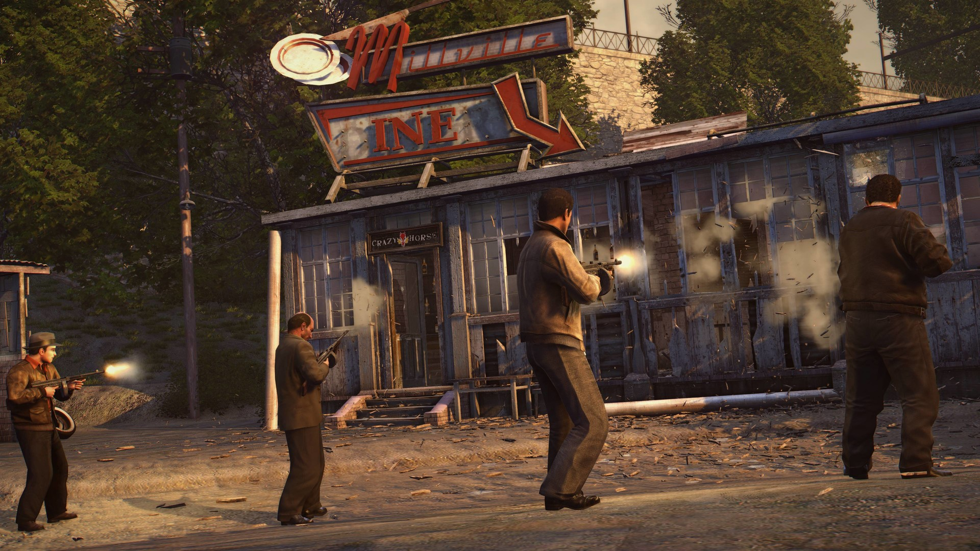 Mafia II: Definitive Edition Screenshot 1