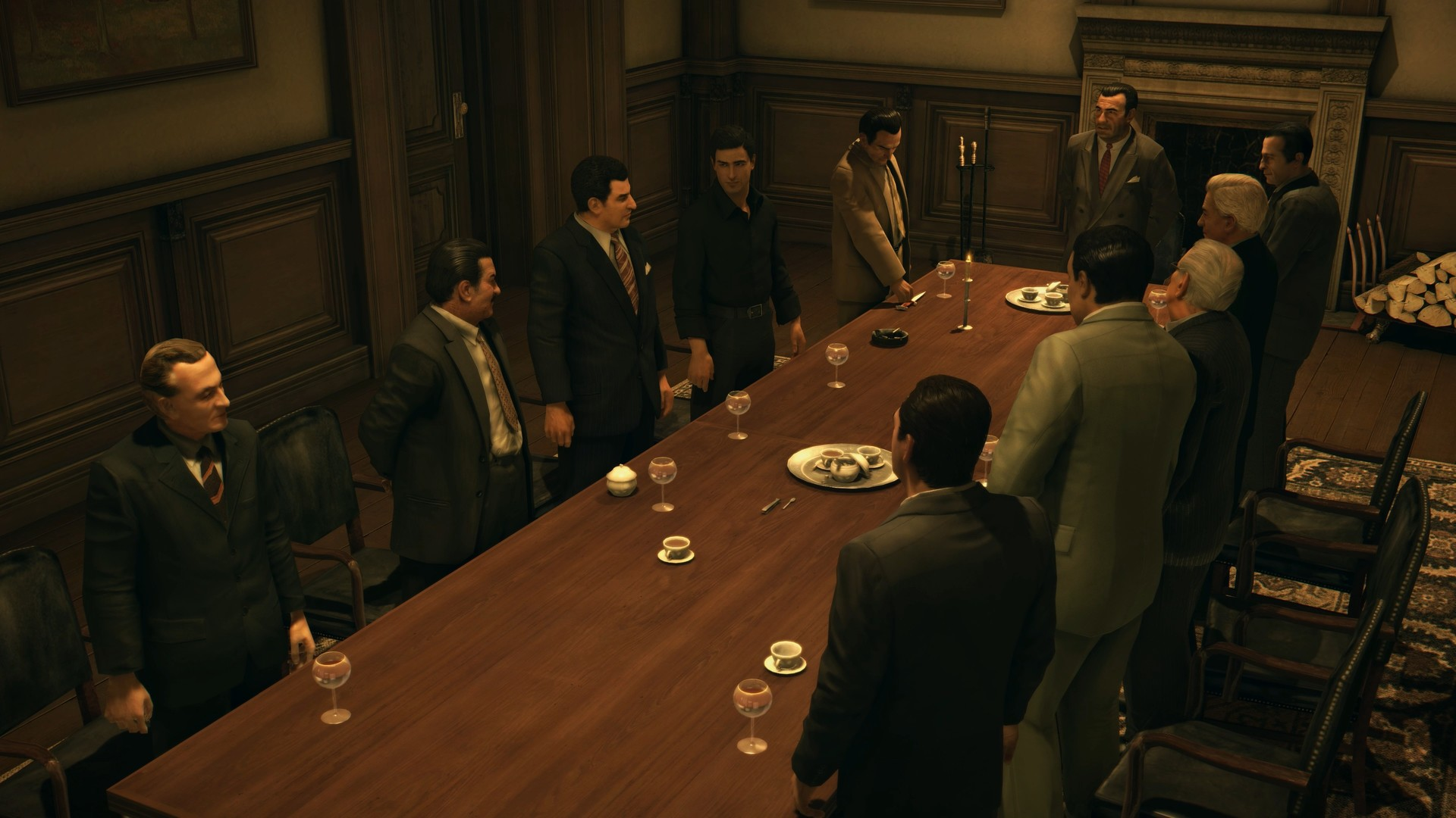 Mafia II: Definitive Edition Screenshot 2