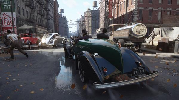 Capture d'écran n°7 du Jeu Mafia: Definitive Edition