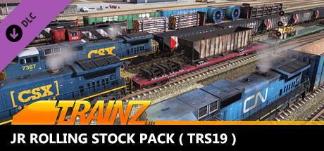 Trainz 2019 DLC: JR Rolling Stock Pack ( TRS19 )