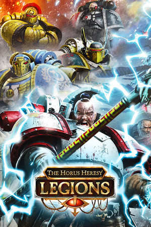 The Horus Heresy: Legions poster image on Steam Backlog